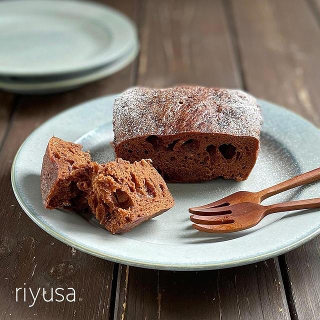 【レンジで簡単】スライスチーズで作れるチョコケーキ