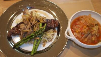 脂肪燃焼!ミラクルダイエットスープ♪ 【62日目】
