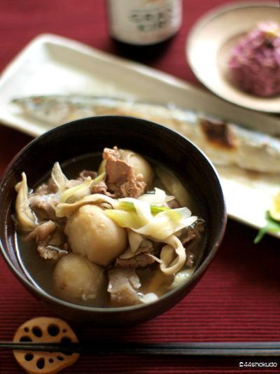 愛し過ぎる郷土食、芋煮会のすすめ。