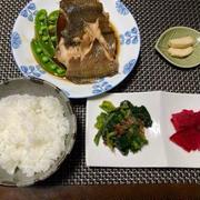 兵庫県産赤カレイの煮付け