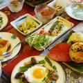 晩ご飯に続きまして 翌日の【朝ご飯フルコースのご紹介です♪】  by あきさん