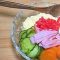 ピリほくポテトサラダ【紅しょうが入り】 by ひろし2さん