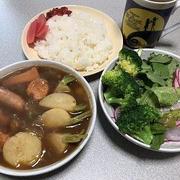 ポトフリメイクのスープカレー