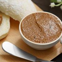 パンに塗って美味しいコーヒー味のモカバターのレシピ