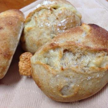 夏のパン作り