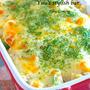 面倒なソース作りはもういらない!『豆腐クリームの楽チンドリア』♡トースターで焼くだけ♪《簡単*節約》