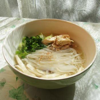 鸡肉越南米粉 フォー・ガー