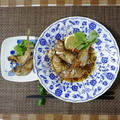 和風膳!ハタハタの煮付けと唐揚げ!この時期珍しいですね!柔らかく・・懐かしい味わいです!