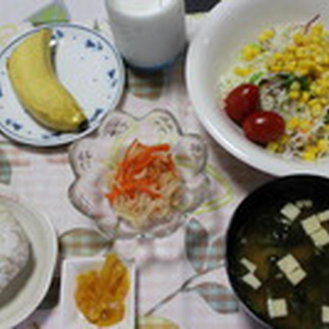 8月24日のメニュー☆  中華丼(レシピ)