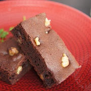 しっとりリッチなチョコレートブラウニーの作り方