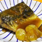 とろっとした味噌が美味しいサバの味噌煮!(^^)!