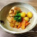 サクッとできる1品料理~春野菜と豚バラの肉じゃが