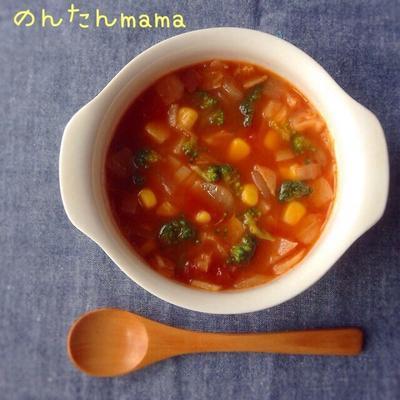 寒い日に食べたい!使えるスープ、ミネストローネのアレンジレシピ集