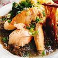 【もずくで低糖質ラーメン】キャベツ入り麻油鶏のラーメン風(動画レシピ)
