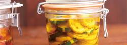 旬のおいしさを長く楽しみたい!保存びん活用レシピ