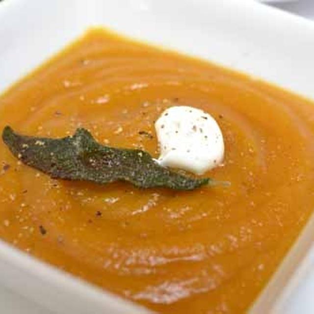 American Food Recipe(7)Butternut Squash Soup
