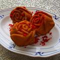 アニス入り薔薇焼き菓子♪