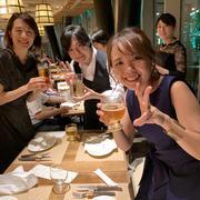 東京の授賞式の話 ~みきママさんと、祝賀会~