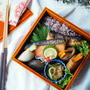 10月17日 鮭の塩麴焼弁当&はらこ飯弁当 と おうちごはん