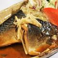 ■晩ご飯・和食【真サバの味噌煮レシピ】