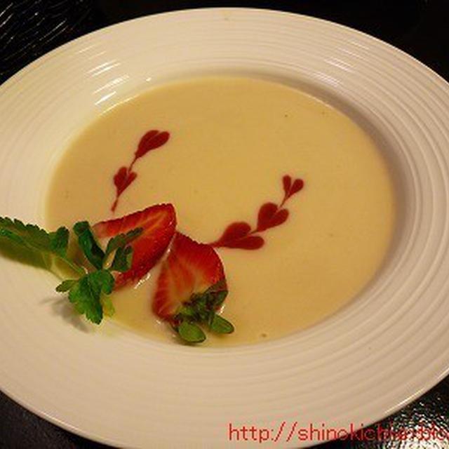 スープ レシピ カリフラワー