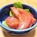 簡単で美味しい♡『マグロの胡麻醤油漬け』のレシピとアレンジ3種【日焼け対策には鉄分も④】