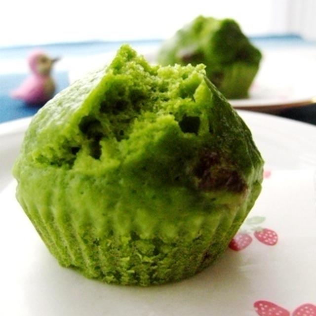 小松菜とりんごの蒸しパンレシピ