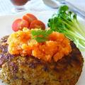あると嬉しいお弁当おかず!作り置きしたい「ハンバーグ」レシピ5選 by みぃさん