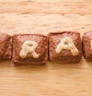 簡単♪おえかき焼きチョコレート♪