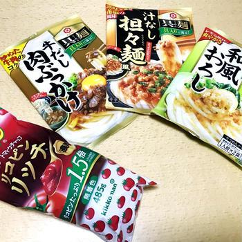 【おうちごはん】キッコーマン つかお!具麺モニター
