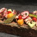 たまプラーザ 和食 ディナー  ワインと絶品『塩麹生ハム』