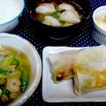 これは旨い!リメイク 肉じゃが春巻 & 「マイご飯」でレシピ紹介して頂きました(^^♪パート23 by ☆s4☆さん