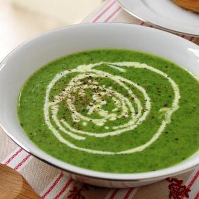 クレソンのスープ (WATERCRESS SOUP)