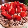 ブラックレアチーズケーキ