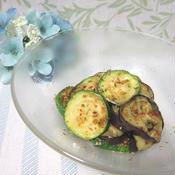 夏野菜のスパイスマリネ