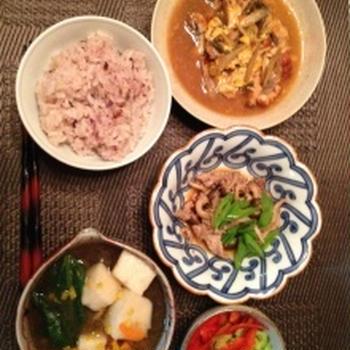 和食が世界遺産になるそうで。