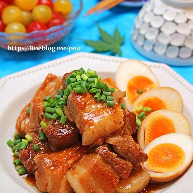 炊飯器でほったらかし♪とろとろとろける豚の角煮