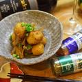 【ワインにも合うスパイスレシピ】石川芋とごぼうの甘辛炒め by 板ママさん