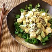 サラダやおつまみに♪「鶏ささみ×アボカド」かんたんレシピ