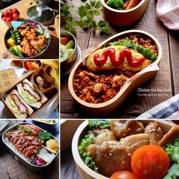 鶏もも肉のお弁当のおかず10選♡【#お弁当#鶏もも肉】