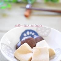 じゅわ~とお出汁が広がる!高野豆腐の優しい煮物