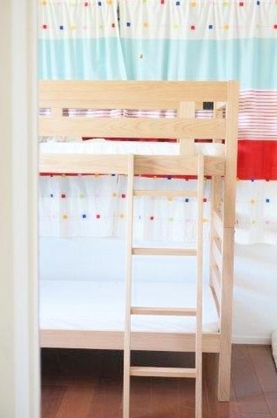 無印良品の二段ベッド
