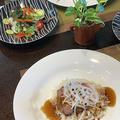 GABANカラフルペパーで華やかにローストビーフ丼~シュガートップ捩じりパン焼きました!! by pentaさん