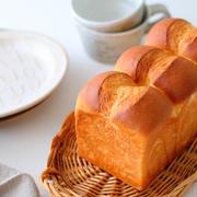 分割を間違えた!リッチ食パン