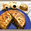 フライパンひとつで作る【包まないジャンボ青しそ餃子】おからでかさ増しヘルシーレシピ by チョピンさん