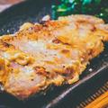 豚ロース肉の味噌粕漬け by 低温調理器 BONIQさん