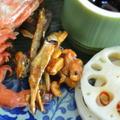 おせち料理の作り方~Part1~田作り、たたきごぼう、酢ばす