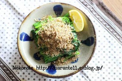 ほうれん草を美味しく食べる方法 (才能応援プロジェクト 料理家部門)