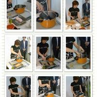 ワンダーシェフさん×レシピブログさんのコラボ企画第2弾! 圧力鍋「orth(オース)」秋の食材を使った洋食メニューをご紹介イベントの参加レポート~☆ -2-