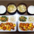 【家ごはん】 中華の素で 中華のワンプレートご飯 2日分 * パイナップル入り酢豚